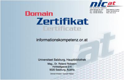 domain_zertfikat